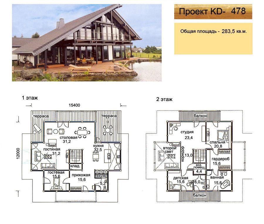 проекты одноэтажных домов от 300 кв м